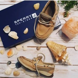 Kids Sperry Topsider Shoes